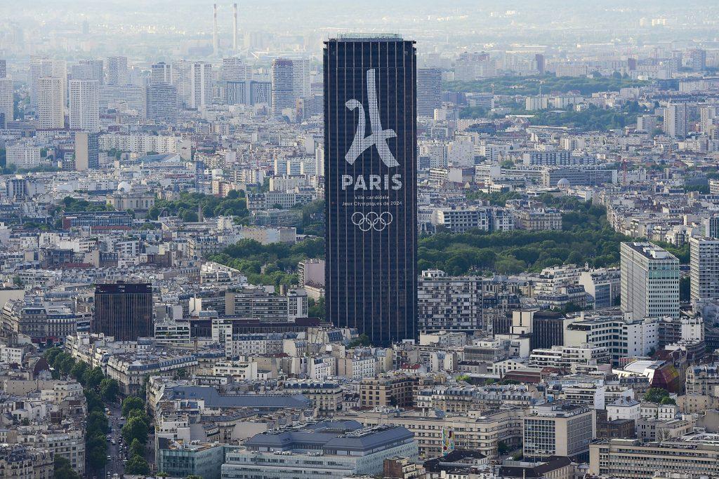Soutien la candidature de paris pour les jeux olympiques for Piscine montparnasse